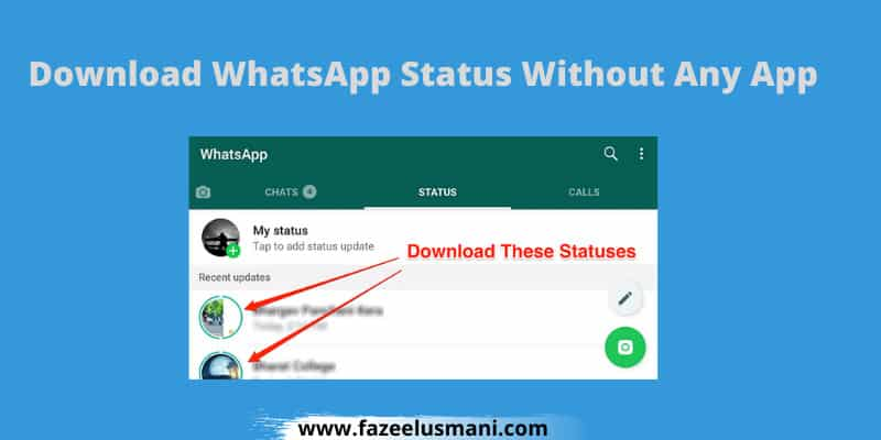 how-to-download-whatsapp-status-without-any-app