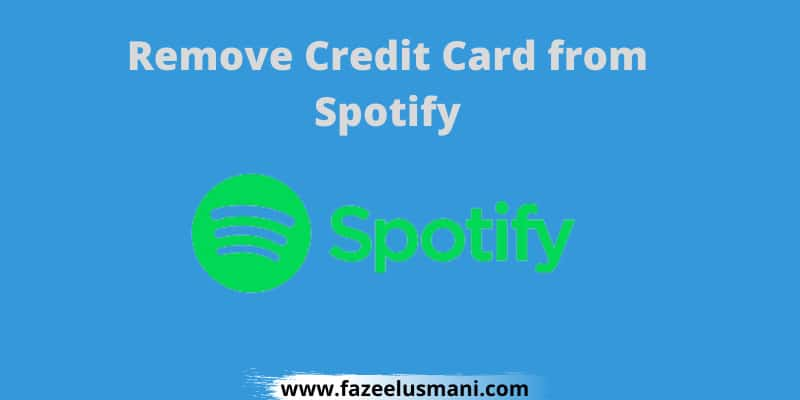 how-to-remove-credit-card-from-spotify