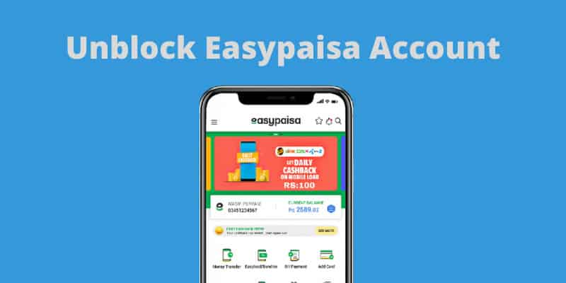how-to-unblock-easypaisa-account