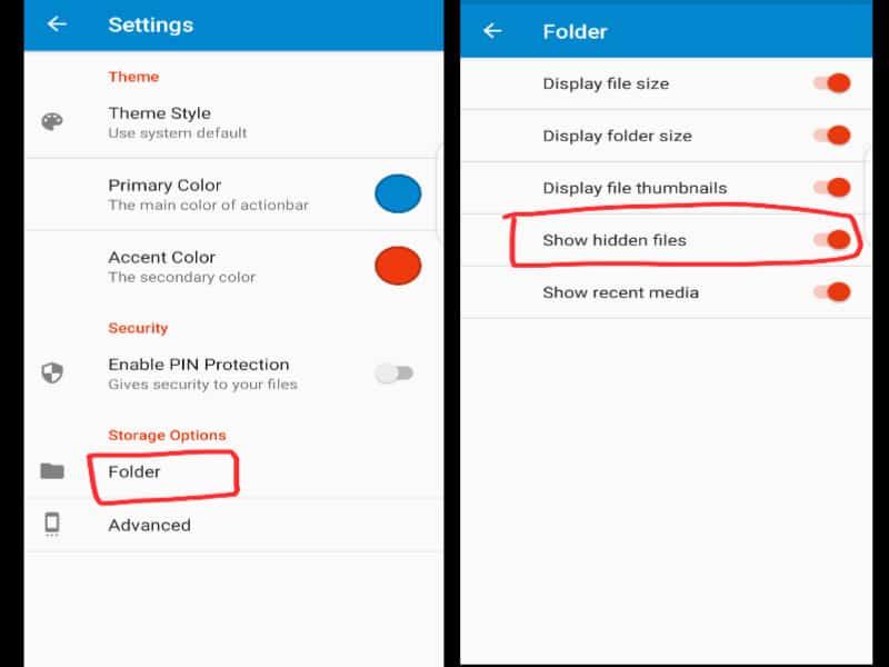 select-folder-hidden-files