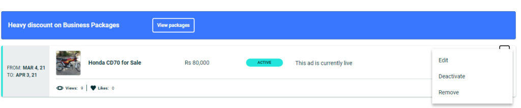 how-to-delete-olx-ad-without-account