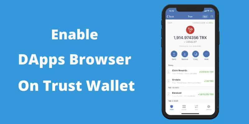 how-to-get-dapps-on-trust-wallet