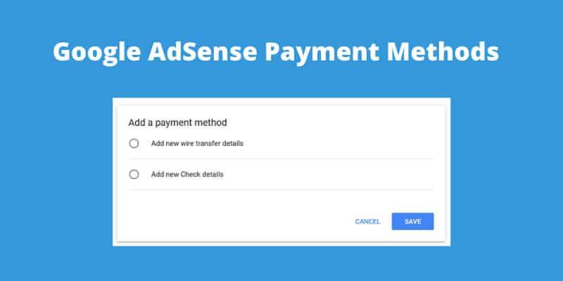 google-adsense-payment-methods-in-pakistan