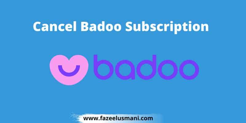 Facebook login badoo How to