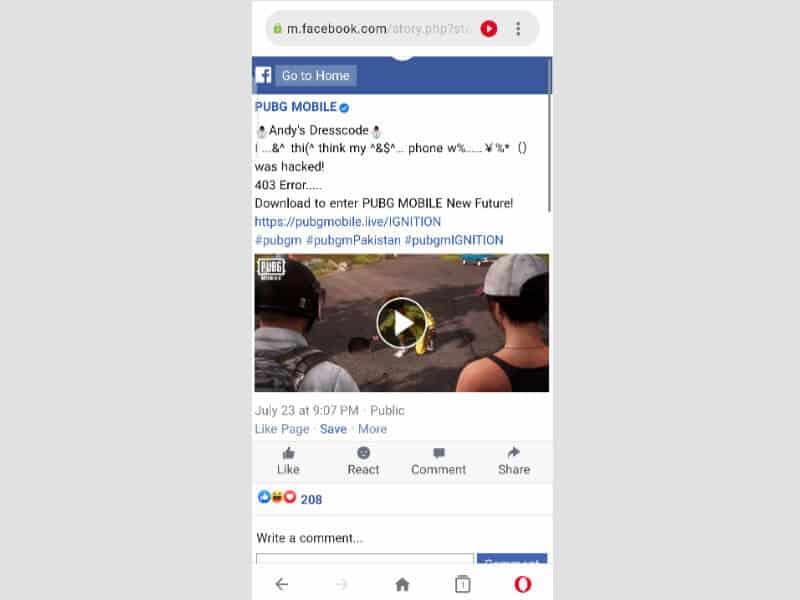 open-facebook-post