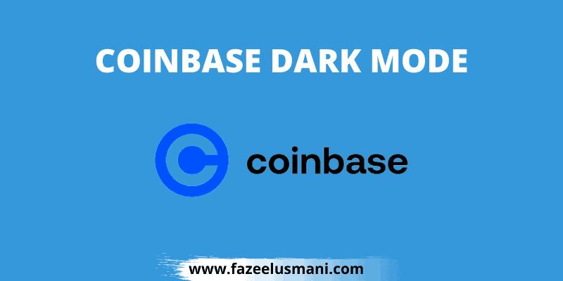 coinbase-dark-mode